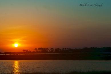 Breathtaking sunrises.