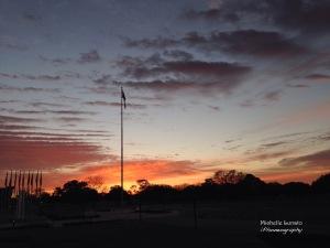 Sunrise Michelle Lunato July Before